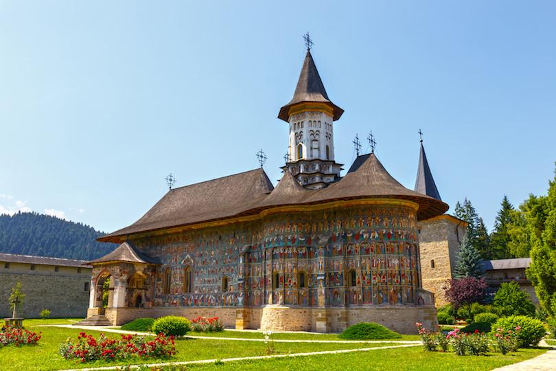 Manastirea Sucevita